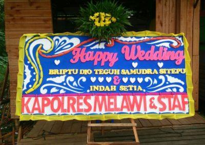 Bunga Pernikahan Pontianak