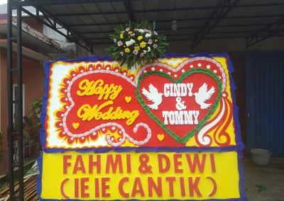 Toko Bunga Pernikahan Pontianak